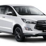 Toyota trang bị thêm túi khí, hệ thống an toàn cho Innova 2018