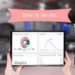 Tính năng quản lý kho trong phần mềm quản lý gara ô tô – AGARA