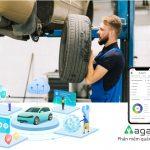 """"""" Giải pháp tích hợp"""" của phần mềm quản lý gara ô tô – AGARA"""
